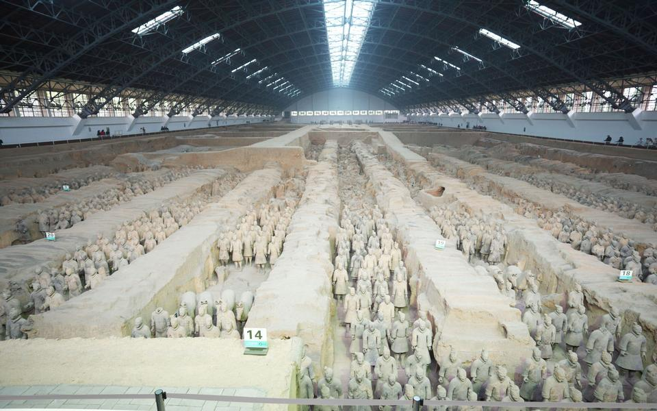 Free Mausoleum of the First Qin Emperor
