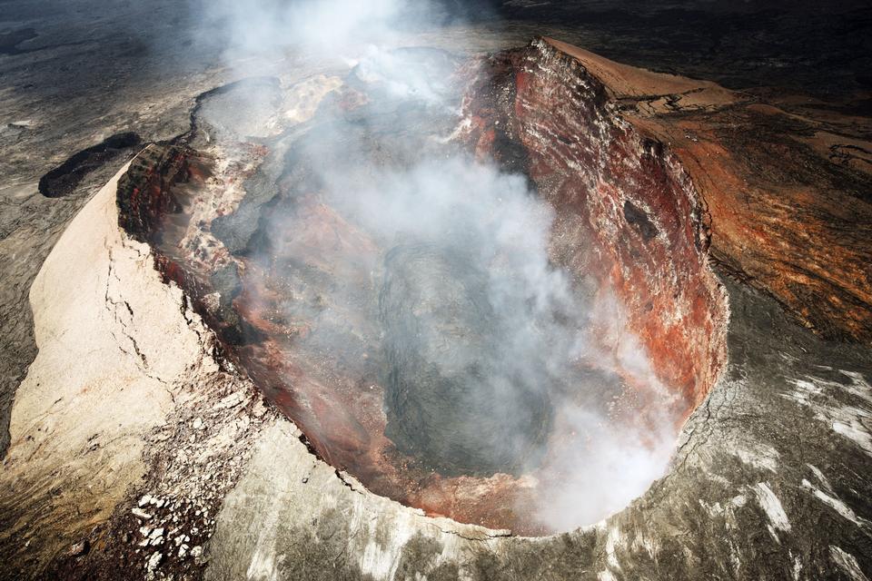 Free Hawaii Volcanoes National Park Tourism