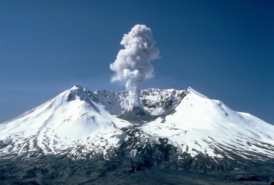 Free Mount St Helens Volcano