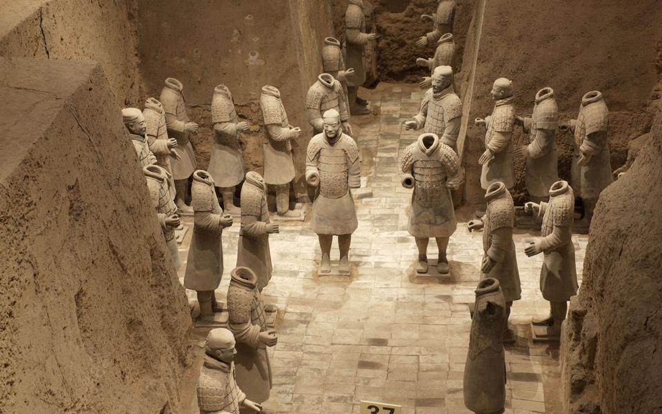 Free Terracotta Warriors