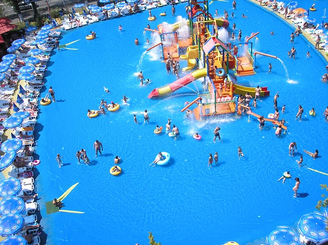 Free amusement aqua beach blue fun gondola holiday