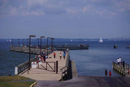 Free Romancoke Fishing Pier