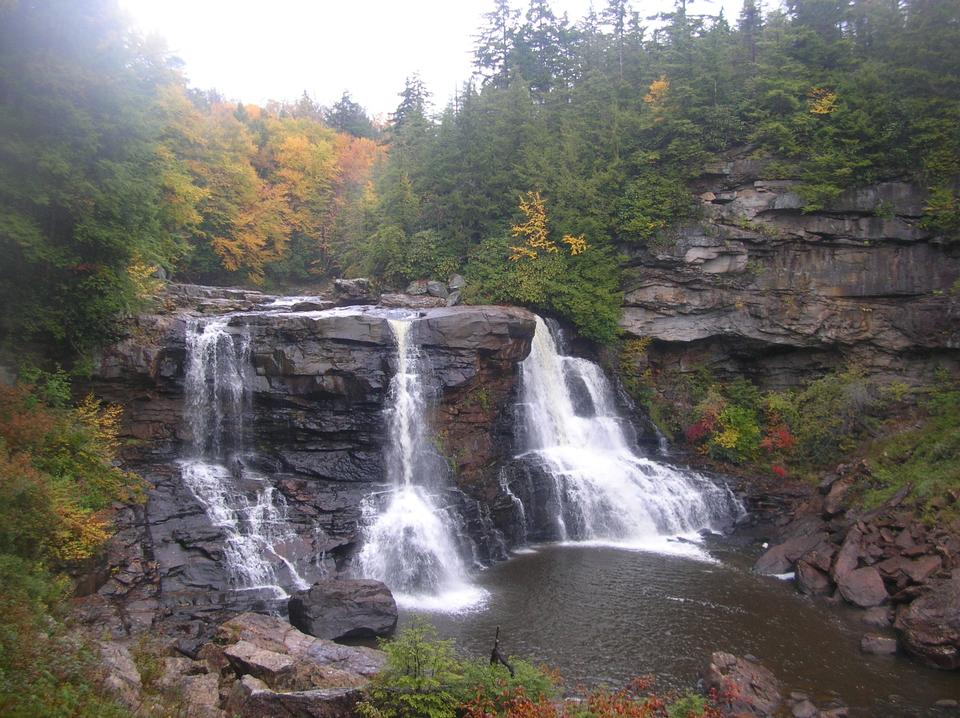Free Blackwater Falls State Park