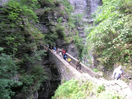 Free Watkins Glen State Park Hiking