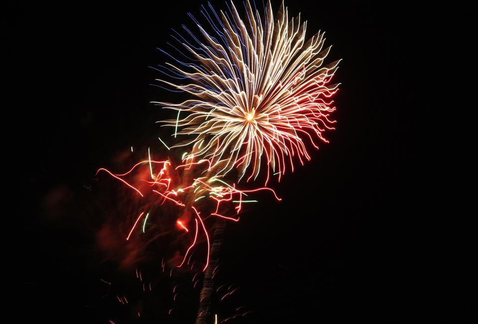 Free firework