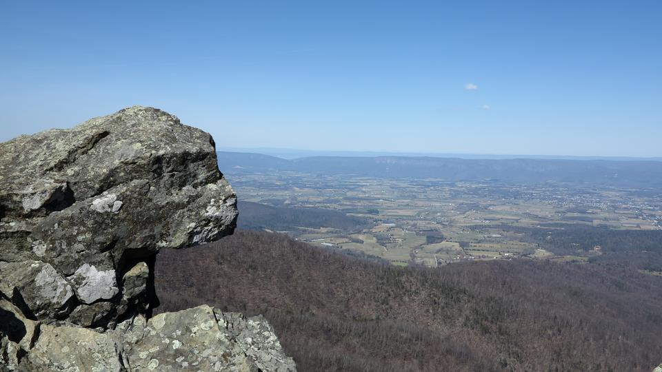 Free Stony Man Mountain