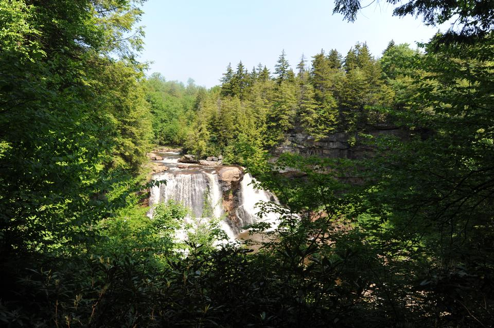 Free Blackwater Falls - West Virginia State Parks