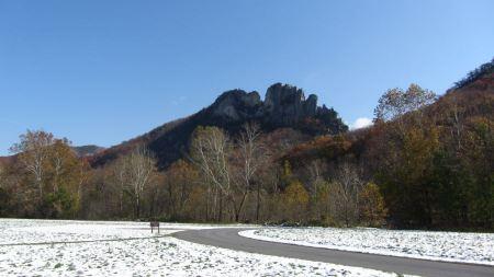 Free Seneca Rocks