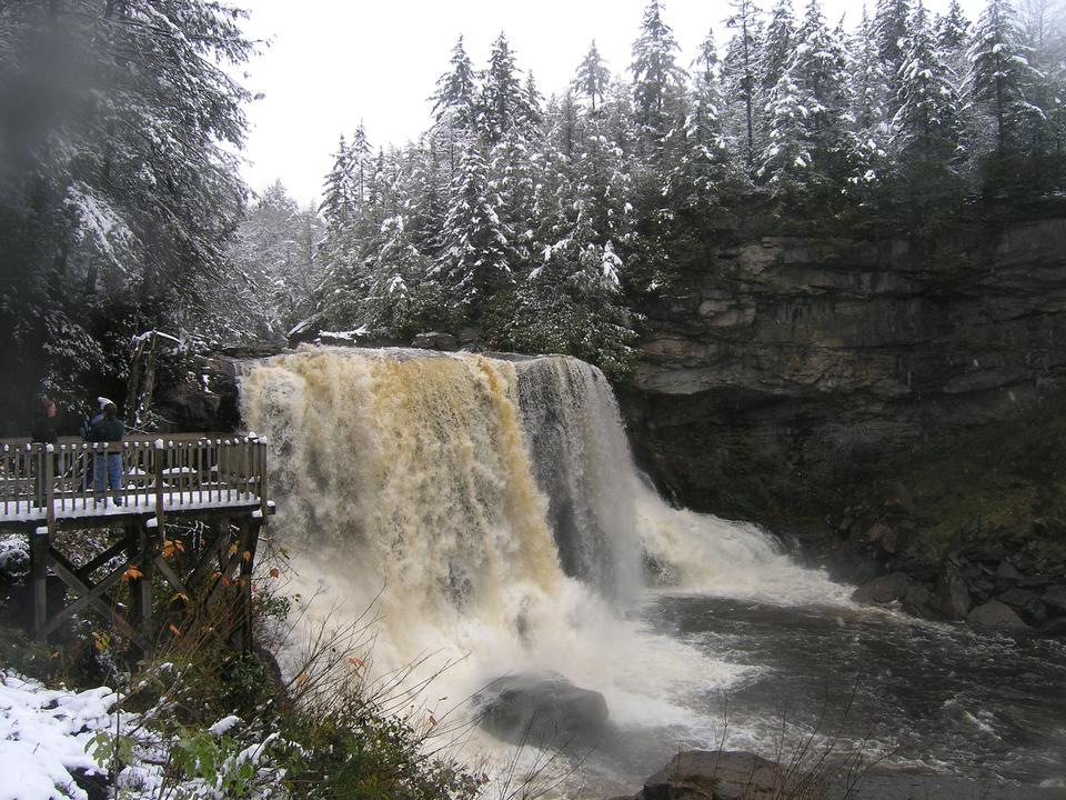 Free Black Falls West Virginia
