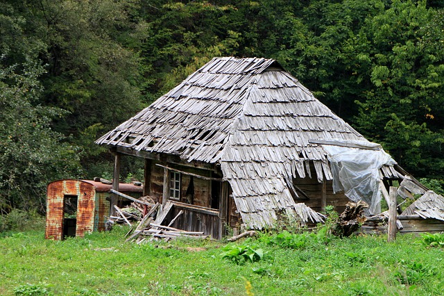 Free Photos: Abandoned cerna valey house mountain old wooden | Emilian Robert Vicol
