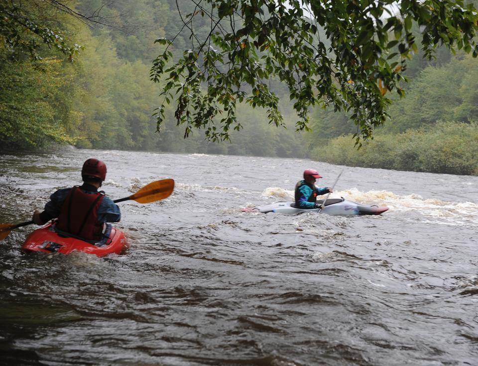 Free Rafting