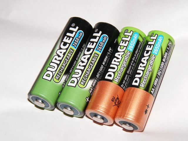 Free batteries battery duracell hr6 nimh rechargeable