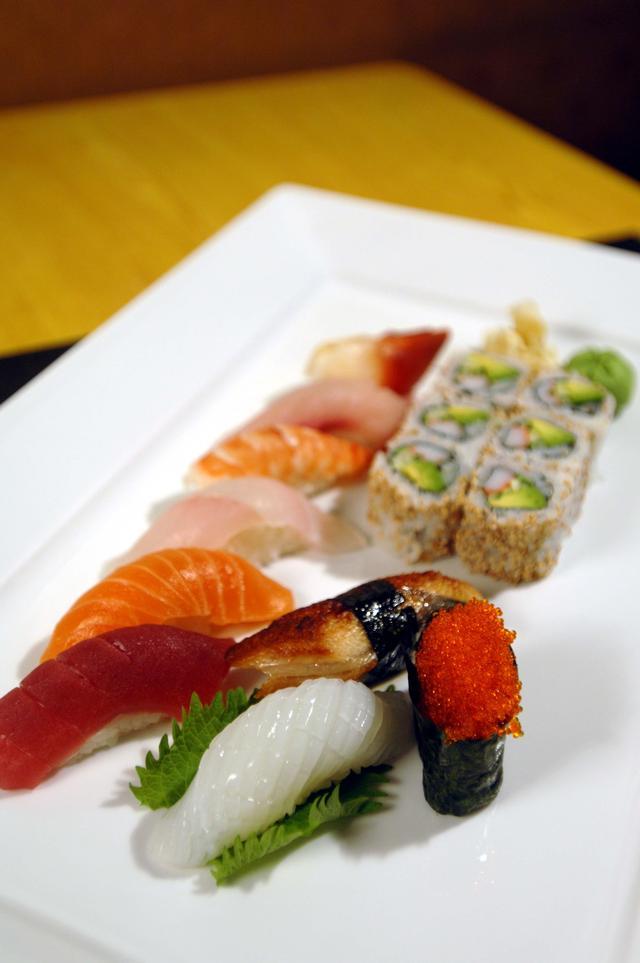 Free Dinner Sushi Deluxe