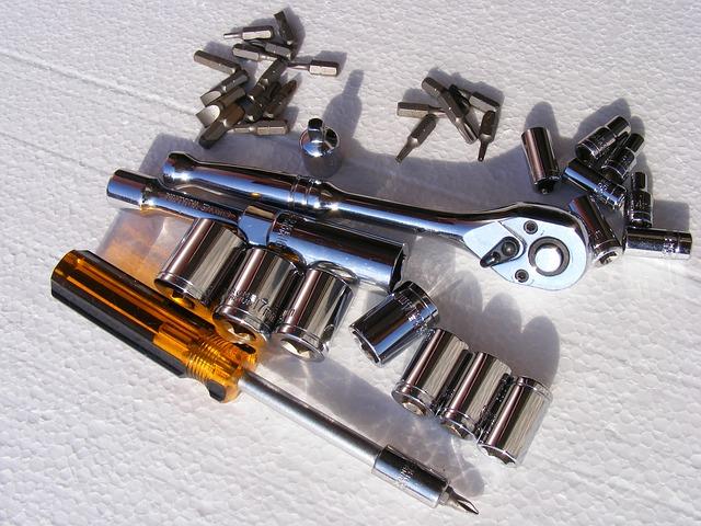 Free chrome screwdriver set socket vanadium tools