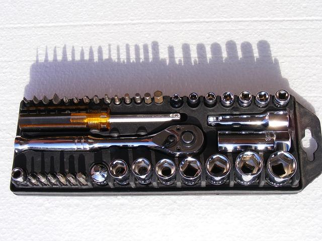 Free chrome fix repair screwdriver set steel vanadium