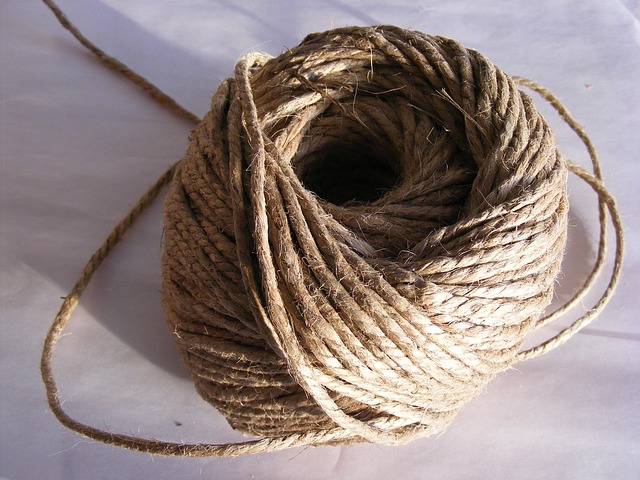 Free ball cord hemp natural twine household