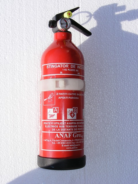 Free extinguisher fire powder protection industries