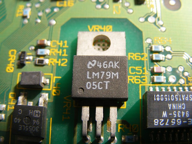 Free transistor chip electronics bnc etherlink isa