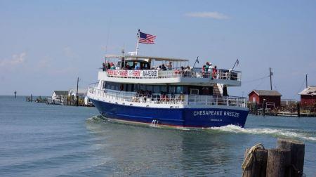 Free Tangier Island Ferry