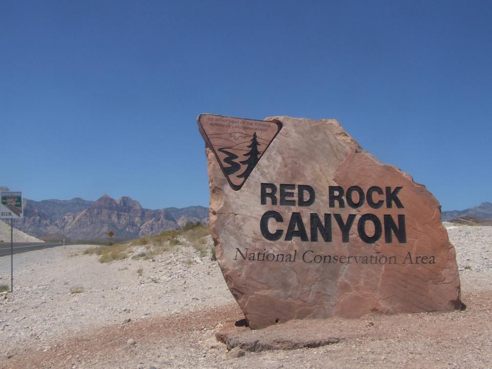 Free Red Rock Canyon National Park