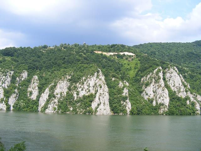 Free black danube delta european river romania sea