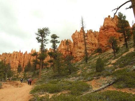 Free Bryce Canyon, Utah trekking