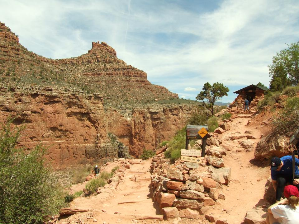 Free Grand Canyon National Park hiking