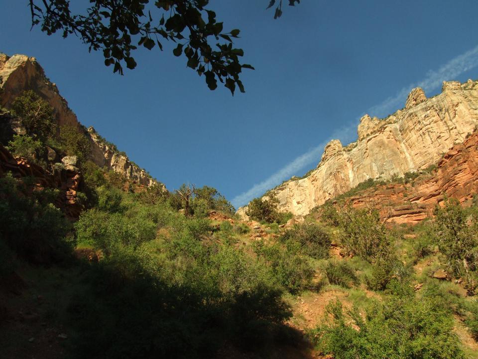 Free Grand Canyon National Park hiking
