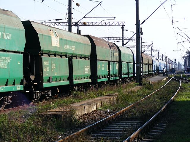 Free depot freight rail train transportation