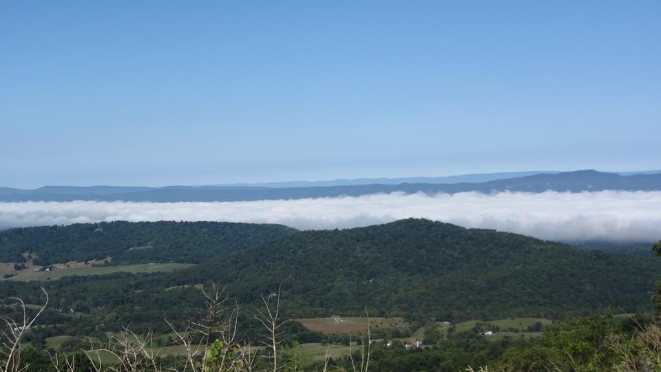 Free Shenandoah National Park