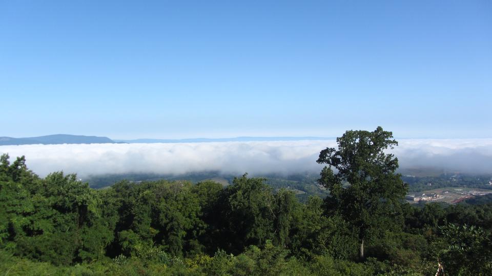 Free Shenandoah National Park trekking