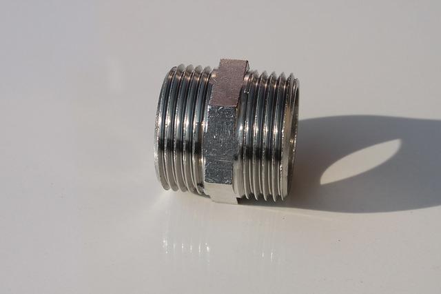 Free Photos: Brass chrome fittings metal nikel nipples plated | Emilian Robert Vicol