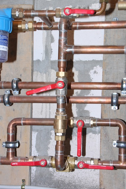 Free automation bypass copper heating manometer mixing