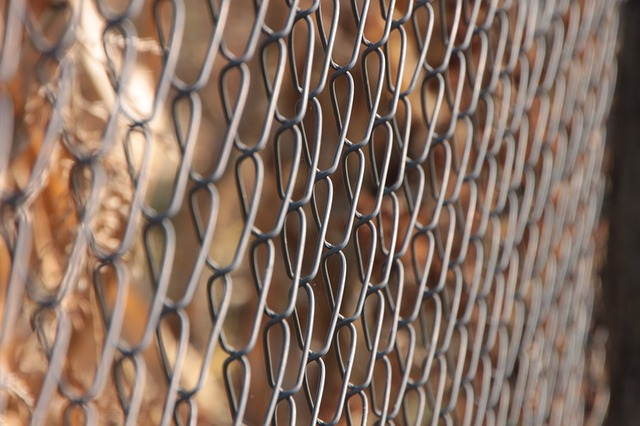 Free chain fence fencing galvanized link metal wire