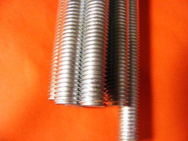 Free industries bolt-and-nut blank bolt-004