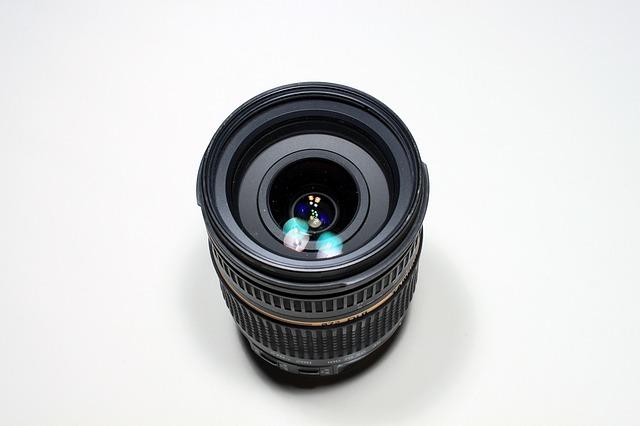 Free aspherical dslr lens tamron zoom editorial