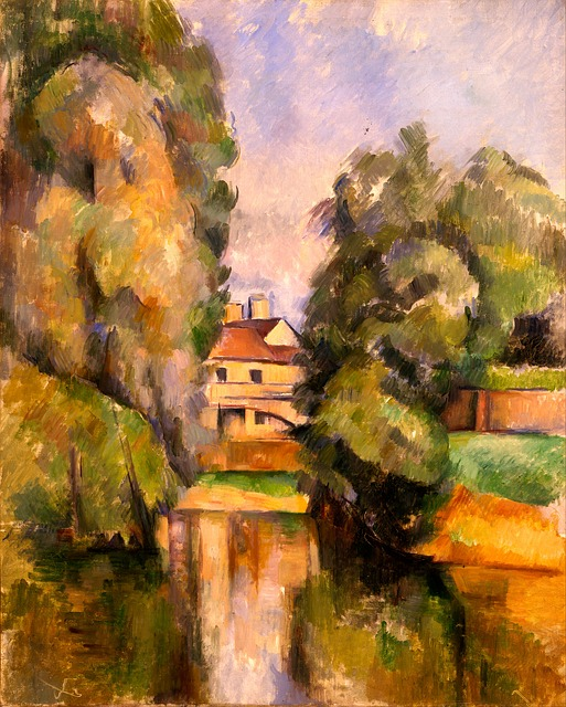 Free paul cezanne art artistic artistry painting