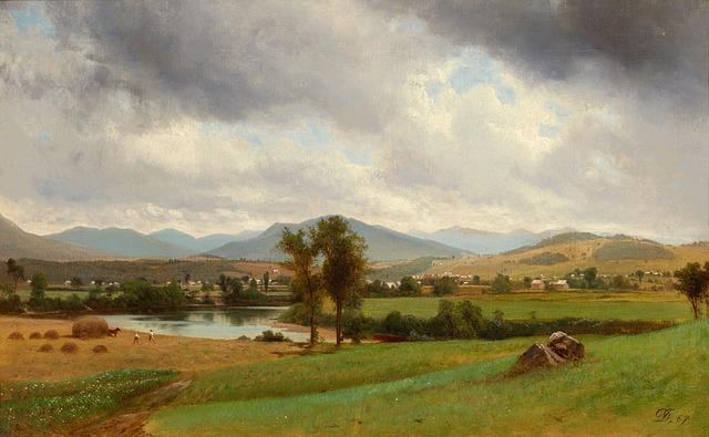 Free david johnson art artistic artistry painting