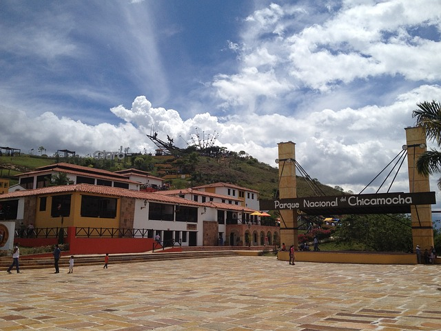 Free cannon mountain santander chicamocha