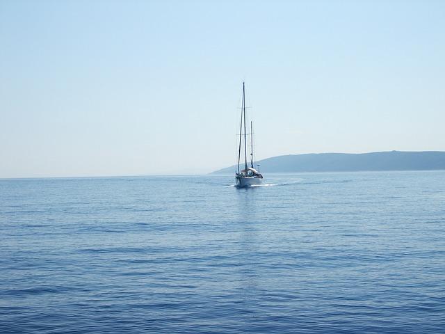 Free croatia at sea adriatic sea