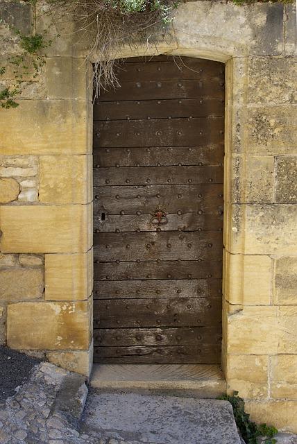Free dordogne france door doorway entrance wood wooden