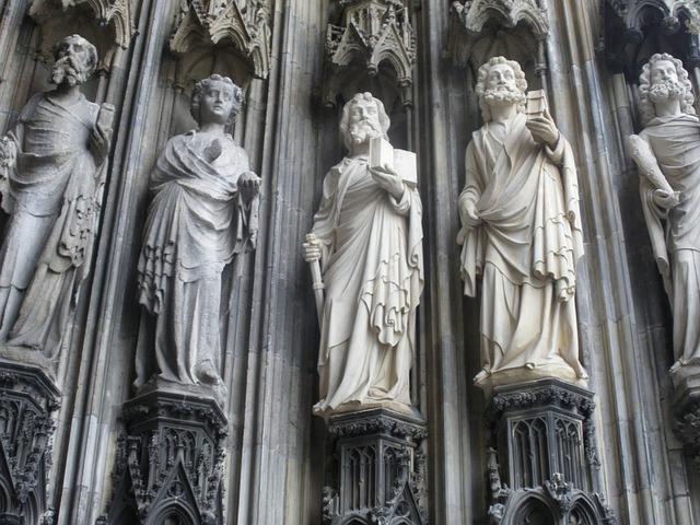 Free holy sculpture dom figures domfiguren stonemason
