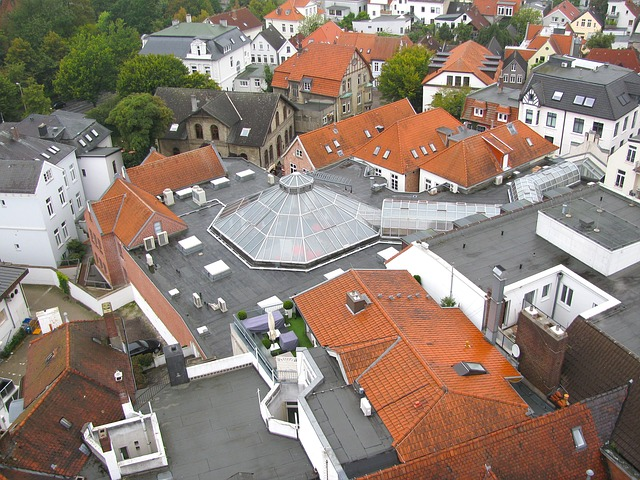 Free Photos: Oldenburg germany city town rooftops buildings | David Mark