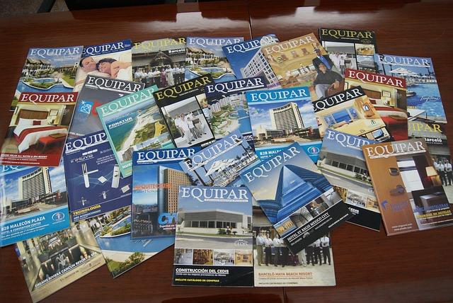 Free magazines reading batteries magazine paper