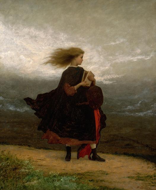 Free eastman johnson landscape art artistic painting