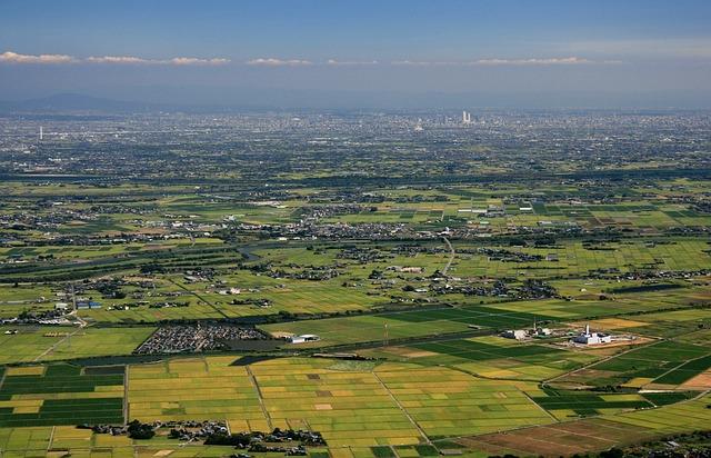 Free nagoya japan landscape scenic city vista sky