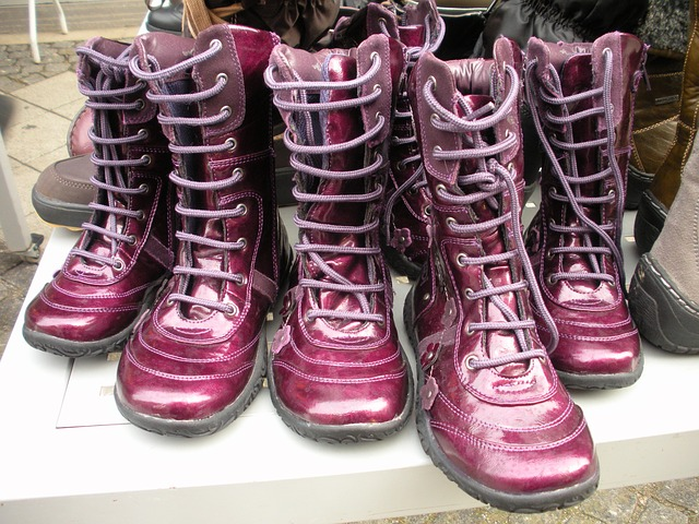 Free boots ankle boots footwear warm purple mauve