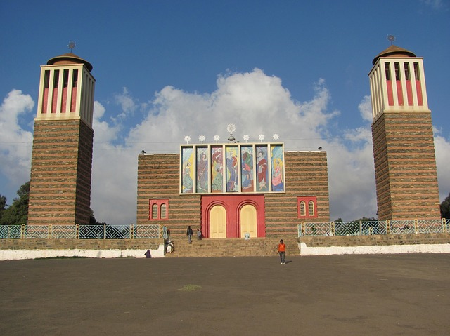Free eritrea building towers church faith religion