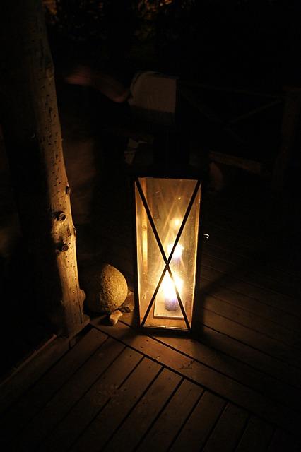 Free old lantern wood dark candle candlelight shine