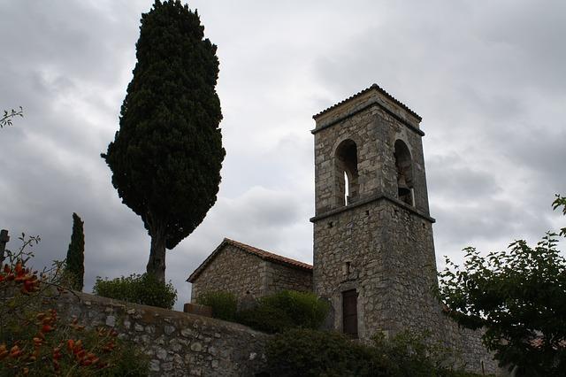 Free ardèche church france